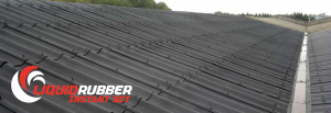 Liquid-rubber-roofing-system